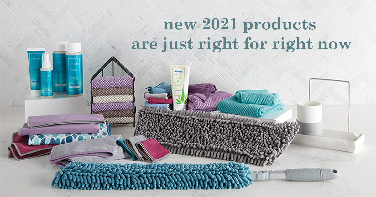 New 2021 Products Are Just Right for Right Now